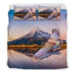 New Zealand Parrot Bedding Set Kea Bird K4 - 1st New Zealand