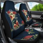 New Zealand Tui Pohutukawa Car Seat Covers K5 - 1st New Zealand