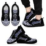 New Zealand Sneakers, Aotearoa Maori Trainers K5 - 1st New Zealand