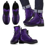 Silver Fern New Zealand Boots Purple H55 - 1st New Zealand