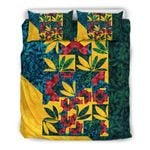 Pohutukawa Art New Zealand Bedding Set K5 - 1st New Zealand