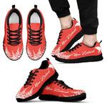 New Zealand Sneakers, Silver Fern Kiwi Trainers K5 - 1st New Zealand