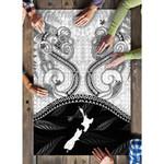 Maori Manaia Area Jigsaw Puzzle, Whakakotahi I Te Aroha K5