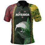 New Zealand Cook Islands Polo Shirt