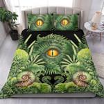 New Zealand Bedding Set Seashell and Fern Eyes K4