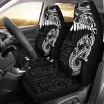 Aotearoa Car Seat Covers - Maori Manaia A025
