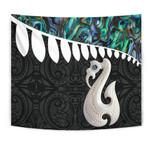 Aotearoa Tapestry Maori Manaia Paua Shell A025