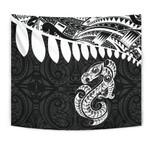 Aotearoa Tapestry - Maori Manaia A025