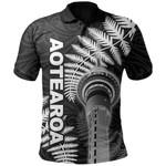 New Zealand Polo Shirt - Auckland Tower