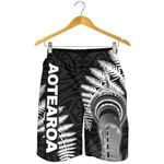 New Zealand All Over Print Men's Shorts - Auckland Tower