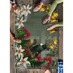 Tui Bird Maori Poutama Jigsaw Puzzle, Horizontal K5