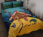 Maori My Homeland Quilt Bed Set New Zealand K4