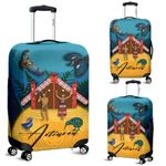 Maori My Homeland Luggage Covers New Zealand K4