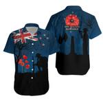 Remembering The Anzacs New Zealand Hawaiian Shirt K5