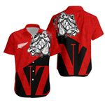 New Zealand Maori Shirt, Maori Bulldog Hawaiian Shirt K5