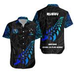 New Zealand Maori Rugby Lion Hawaiian Shirt K5