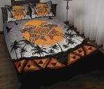 Maori Papaka Quilt Bed Set K5