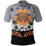 Maori Papaka Polo Shirt K5