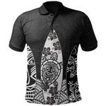 New Zealand Polo Shirt Polynesian Surf