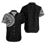 Samoa Tribal Hawaiian Shirt Maori Tattoo Roman Reigns TH75