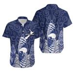 New Zealand Hawaiian Shirt Maori Surf