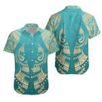New Zealand Maori Hei Matau Tattoo Hawaiian Shirt K5