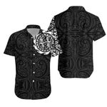 Maori Gecko Tattoo Hawaiian Shirt K5