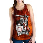New Zealand Crusaders Racerback Tank K4