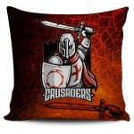 New Zealand Crusaders Pillow Cover K4