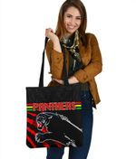 Panthers Tote Bag Claws TH4