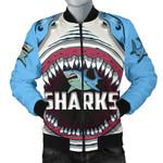 Sharks Rugby Men's Bomber Jacket K4