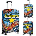 Cowboys Indigenous Luggage Covers | Rugbylife.co