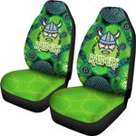 Canberra Car Seat Covers Raiders Viking Indigenous