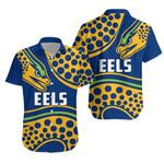 Parramatta Hawaiian Shirt Eel K4