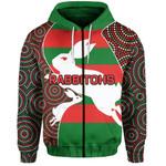 Rabbitohs Zip-Hoodie