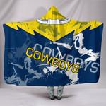 Cowboy Hooded Blanket TH4