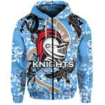 Knights Zip-Hoodie Aboriginal 2