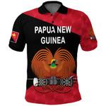 Papua New Guinea Rugby Polo Shirt K8