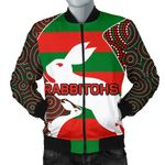 Rabbitohs Bomber Jacket For Men TH4