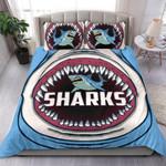 Sharks Bedding Set K4