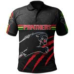 Panthers Polo Shirt Claws