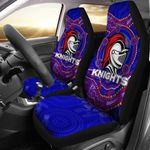 Knights Car Seat Covers Aboriginal TH4