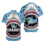 Sharks Hawaiian Shirt | Rugbylife.co