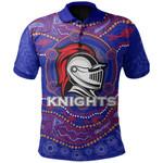 Knights Polo Shirt Aboriginal TH4