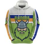 Canberra Hoodie Raiders Viking K8