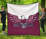 Warringah Premium Quilt Sea Eagles