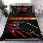 Panthers Bedding Set Claws