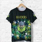 Canberra T Shirt Raiders Viking Simple Indigenous