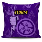 Melbourne All Over Pillow Cover Storm TH4