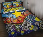 Cowboys Indigenous Quilt Bed Set | Rugbylife.co